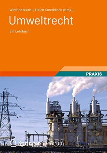 Umweltrecht: Ein Lehrbuch