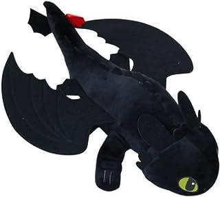 Beauenty How To Train Your Dragon Toothless Dragon soft toys Stuffed Animal plush Dolls 35cm