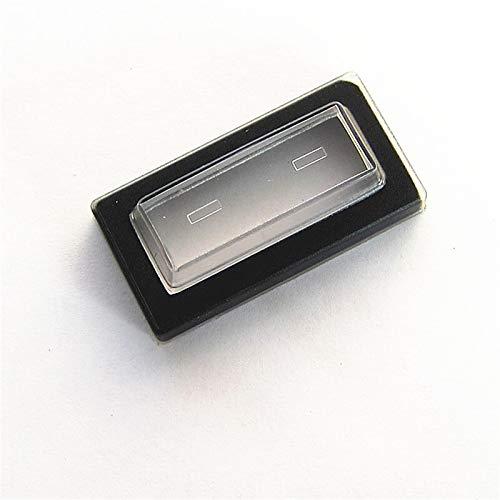 ZHANGSHENG Zsheng 5pcs kcd3 Interruptor de balancín 15A / 20A 125V / 250V ON-Off-ON 3 POSICIÓN 3 Pin Equipo ELÉCTRICO Interruptor DE Potencia Negro (Color : and Waterproof Cap)