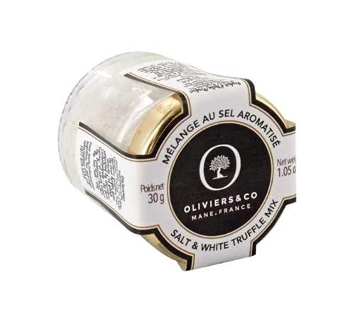 Oliviers&Co Italian White Truffle Salt - 1.05 oz