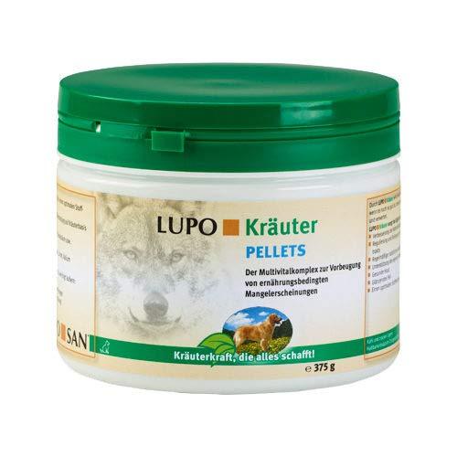 Luposan Kräuter Pellets - 375 g