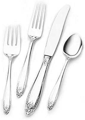 International Silver Prelude 5 Piece Flatware Place Setting Dinner Size Prelude Silverware Kitchen Dining