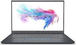 "Image of MSI PS63 Modern-096 15.6"" Ultra Thin and Light Professional Laptop Intel Core i7-8565U GTX1050Ti 8GB DDR4 512GB SSD Win10: Bestviewsreviews"