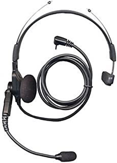 Motorola 53740 Professional Headset with Swivel Boom Microphone for Talkabout Radios