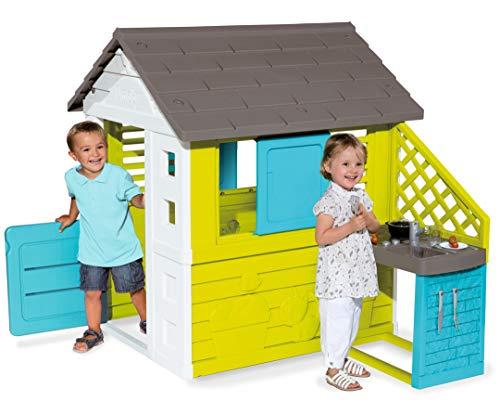 Pretty Spielhaus mit Außenküche (Smoby) - 2
