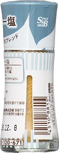 エスビー食品 スマートスパイス カレー塩 18g