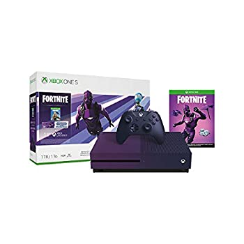 Xbox One S 1TB Console - Fortnite Battle Royale Special Edition Bundle  Discontinued