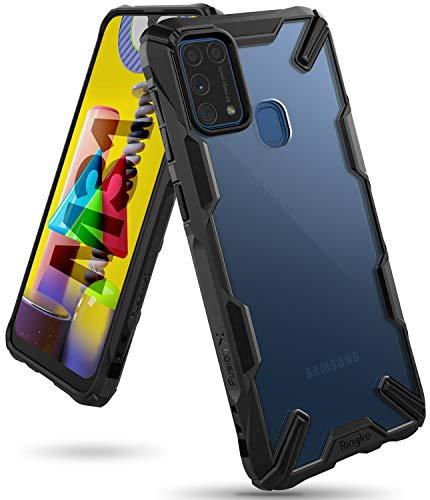 Ringke Fusion-X Diseñado para Funda Samsung Galaxy M31 (202