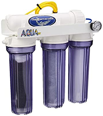 AquaFX Barracuda RO/DI Aquarium Filter