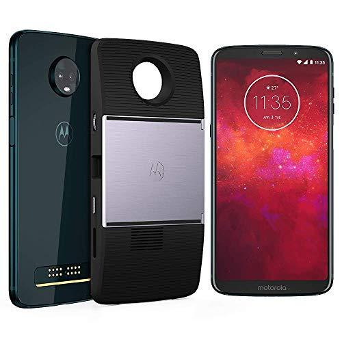 Smartphone, Motorola, Moto Z3 Play Projector Edition, XT1929, 64 GB, 6.0', Indigo