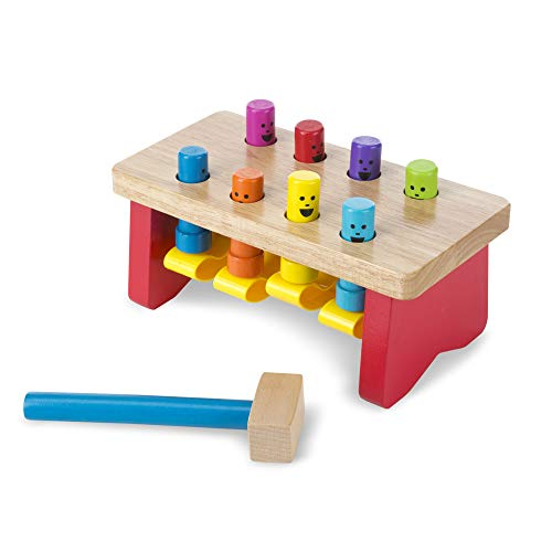 Melissa and Doug Deluxe Pounding Bench