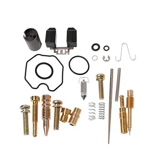 UGUTER ATV Straddle Motorcycle Repair Bag for Keihin Carburetor PZ27 Repair Kits CG150 Balaclava Carburetor Parts