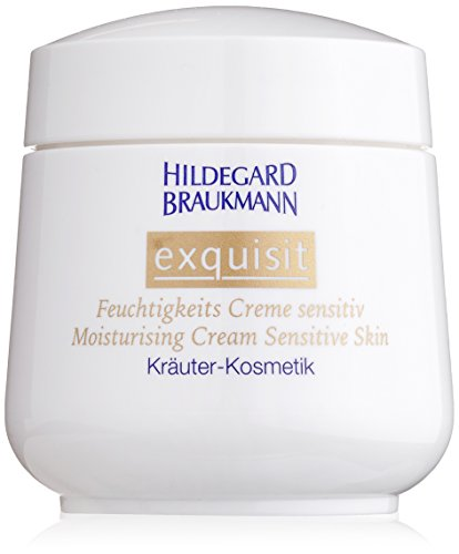 Hildegard Braukmann Exquisit femme/women, Feuchtigkeits Creme Sensitive, 1er Pack (1 x 50 ml)