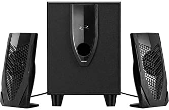 iLive Bluetooth Speaker System with Subwoofer, Black, Model# IHB23