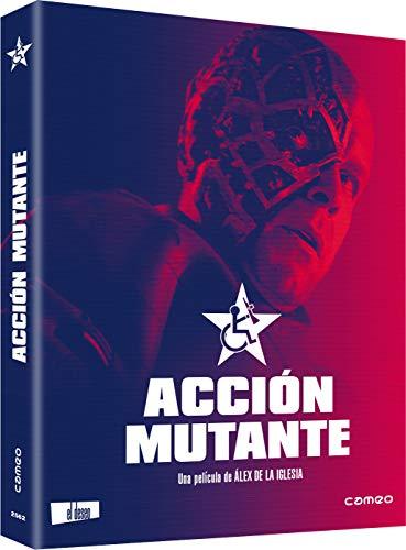 Acción Mutante [Blu-ray]