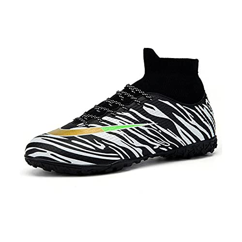 YXIAOL Zapatillas Fútbol Hombre Profesionales Training Botas de Fútbol Spike Aire Libre Atletismo Zapatos de Entrenamiento Zapatos de Deporte,#04-39