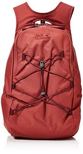 Jack Wolfskin Savona Bequemer Daypack, Auburn, ONE Size