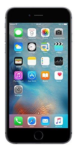 Apple iPhone 6S Plus - Smartphone libre iOS, Pantalla 5.5',...