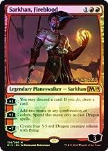 Magic: The Gathering - Sarkhan, Fireblood - Foil - Prerelease Promos