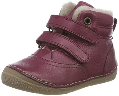 Froddo Baby Mädchen G2110078 Stiefel, Rot (Bordeaux I28), 21 EU