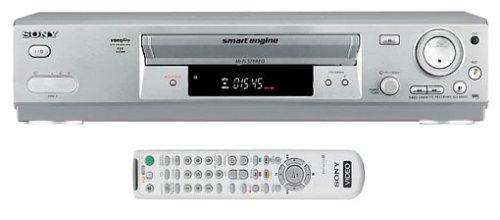 Sony SLV-SE820 HiFi-Videorekorder Silber