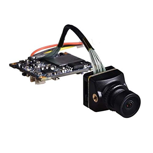 LoveOlvido Split 3 Nano Whoop 1080P 60 fps HD-opname WDR Lage latentie 16: 9/4: 3 NTSC/PAL schakelbare FPV-camera voor RC drones
