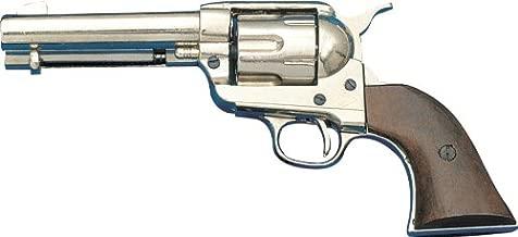 Denix Army Revolver (Replica) - Nickel - Non-Firing Replica