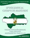 Oposiciones al Cuerpo de Maestros - Temario Educación Primaria Andalucía Volumen 3: Volumen 3: Resúmenes del Tema 14 al 19