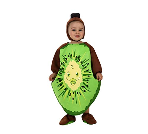 ATOSA disfraz kiwi niño bebé 0 a 6 meses