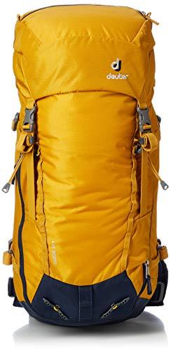 DEUTER Unisex-Adult Guide 34+ Daypack, Curry-Navy, Einheitsgröße