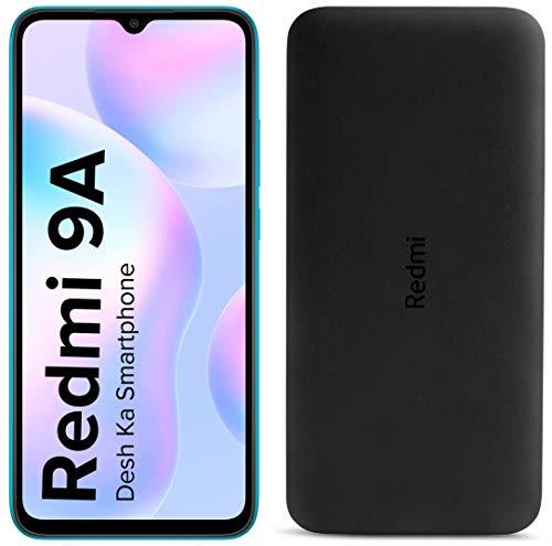 Redmi 9A (Midnight Black, 2Gb Ram, 32Gb Storage) with Redmi...