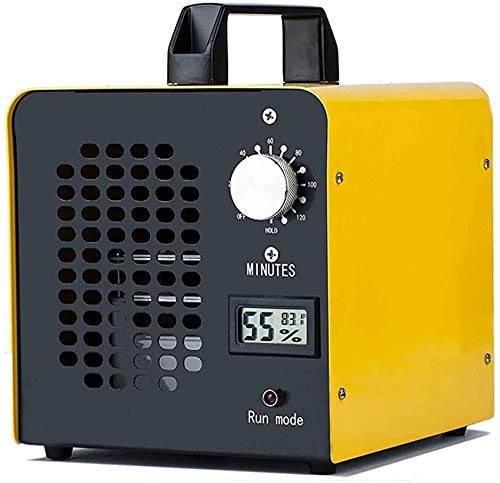 MGWA air purifier Ozone Generator 5g/h For Areas Of Within1076.39 Square Feet, For Deodorizing And Sanitizing Medium Size Areas Such As Hotel Rooms, Offices, And Basements