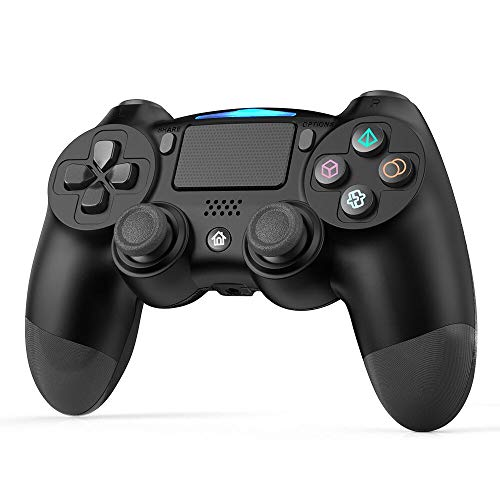 Controller Für PS4 Controller, GEEKLIN Wireless Controller für Playstation 4 / Playstation 3 / PC Touchpanel Joypad mit Dual Vibration Fernbedienung für Joystick