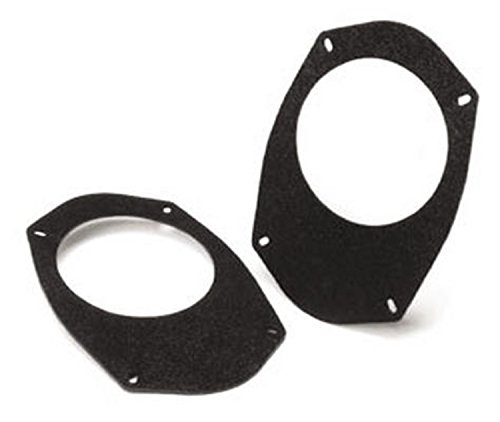 "Scosche SA69 Universal 6 x 9"" to 5.25""-6.5"" Speaker Adapter (pair)"