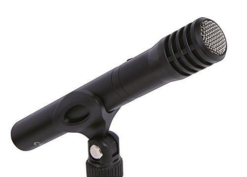 Tascam TM-60 – Micrófono de condensador alimentado por pila