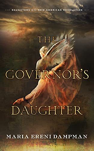 The Governor's Daughter by [Maria Ereni Dampman]