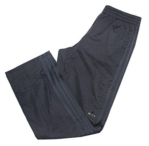 Adidas Weekender - Pantalones de entrenamiento para hombre, diseño atlético, Medium, Gris/Negro