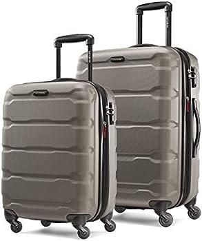 2-Piece Samsonite Omni PC Hardside Expandable Luggage