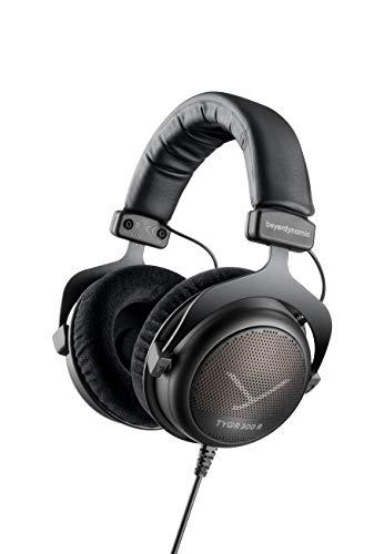 beyerdynamic TYGR 300 R Kopfhörer, offener Gaming-Kopfhörer, kabelgebunden, schwarz, geeignet für PS4 Konsole, PC, Xbox, Nintendo und Mac …