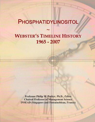 Phosphatidylinositol: Webster's Timeline History, 1965 - 2007