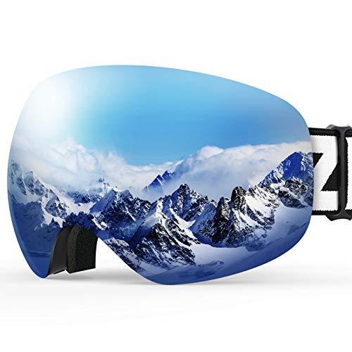 ZIONOR X10 Ski Snowboard Snow Goggles...