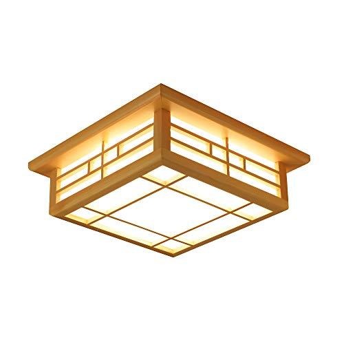Deckenleuchten Lampe Deckenleuchte Massivholz Lampen Licht Tatami Deckenleuchte Holz Licht Holz Lampen Korean