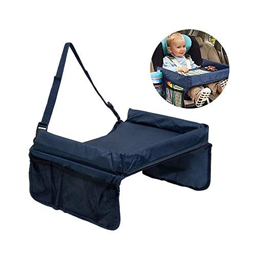 Reise-Tablett zum spielen für Kinderautositze | Reise-Tablett für Babys, für Autos geeignet | Klapptisch für das Auto | Zubehör für Auto-Babysitze
