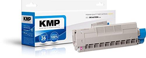 KMP O-T33 - Tóner OKI 44315306