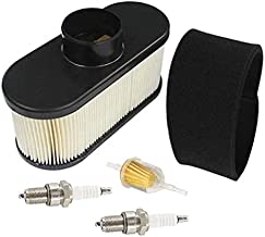 HURI Air Filter Fuel Filter Spark Plug Tune Up Kit for X300R X300 X304 X310 X320 X324 X360 X500 X530 X534 636M 648M 652M