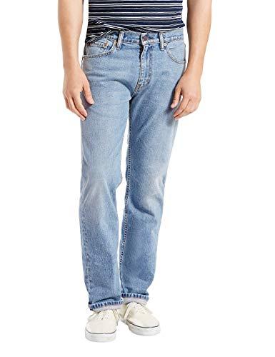 Levi's Men's 505 Regular Fit Jeans, Clif, 34W x 36L