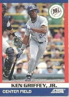 1991 Score 100 Superstars Baseball Card #5 Ken Griffey Jr.