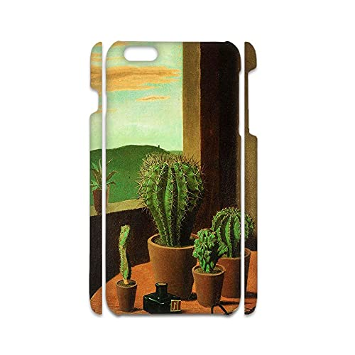 Hombre Teléfono Carcasa De Plástico Duro Compatible para iPhone 7 8 Popular Diseño Cactus