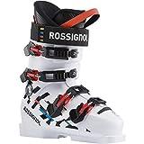 Rossignol Hero World Cup 90 SC Botas de esquí, Unisex-Youth, White, 23.5