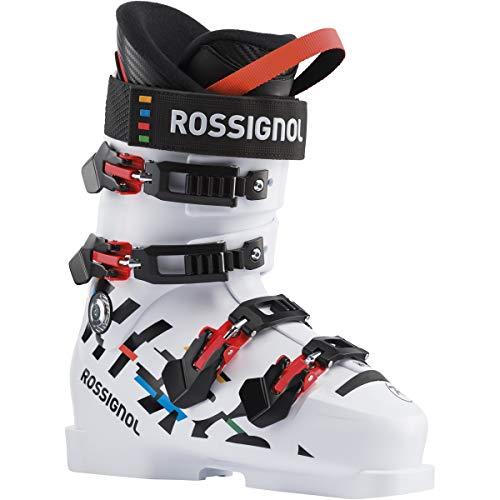 Rossignol Unisex, Jugend Hero World Cup 90 Sc Skischuhe, weiß, 24.5